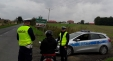 Policja z Namysłowa na akcji EDWARD