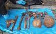 Budowlańcy w Namysłowie wykopali ludzkie szczątki