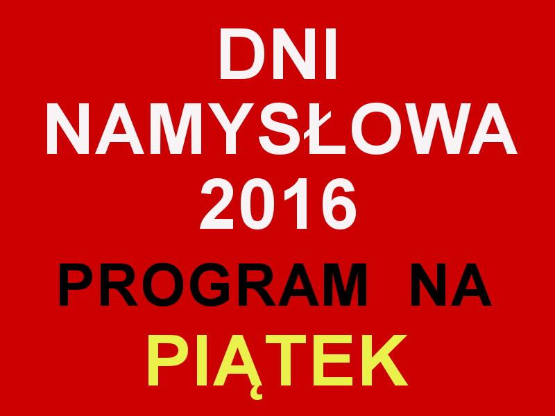 Dni Namysłowa 2016