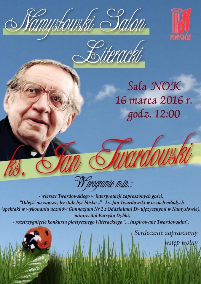 Namysłowski Salon Literacki w NOK
