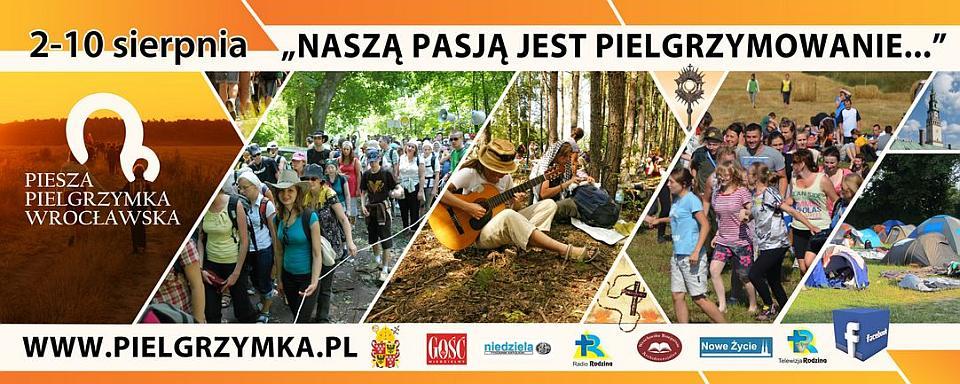 XXXV Piesza Pielgrzymka Wrocławska w Namysłowie