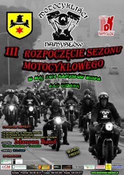 Rozpoczęcie Sezonu Motocyklowego - 10 maja 2014