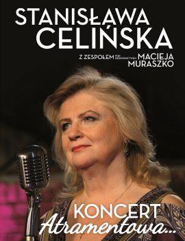 Stanisława Celińska w Namysłowie - koncert