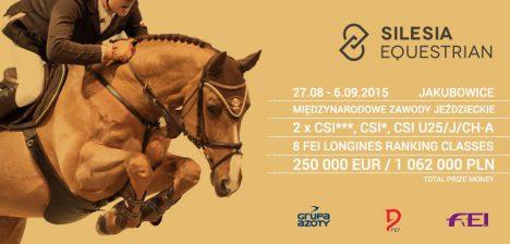 Zawody jeździeckie wJakubowicach - Silesia Equestrian