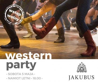 Jakubus - western party 2018
