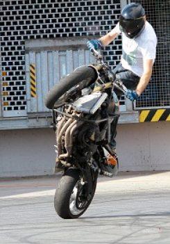 Rozpoczęcie sezonu motocyklowego 2012