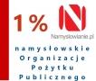 1 procent dla namysłowskich opp