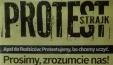 Strajk nauczycieli w Namysłowie