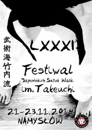 Festiwal Japońskich Sztuk Walki im. Takeuchi w Namysłowie