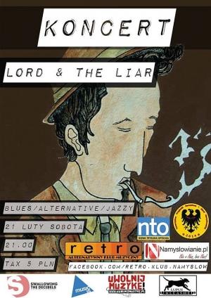 Koncert Lord & the Liar w Namysłowie