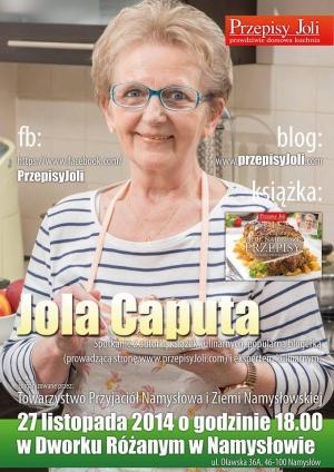 Jola Caputa w Namysłowie