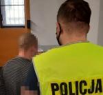 Aresztowanie w Namysłowie - za handel narkotykami