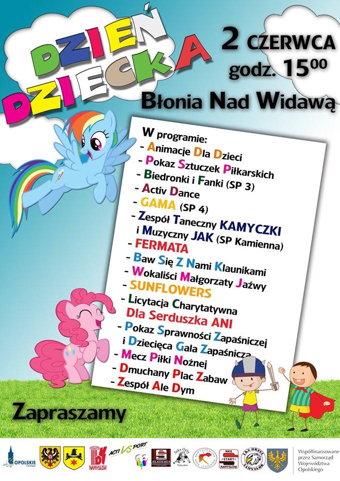Dzień dziecka 2019 w Namysłowie