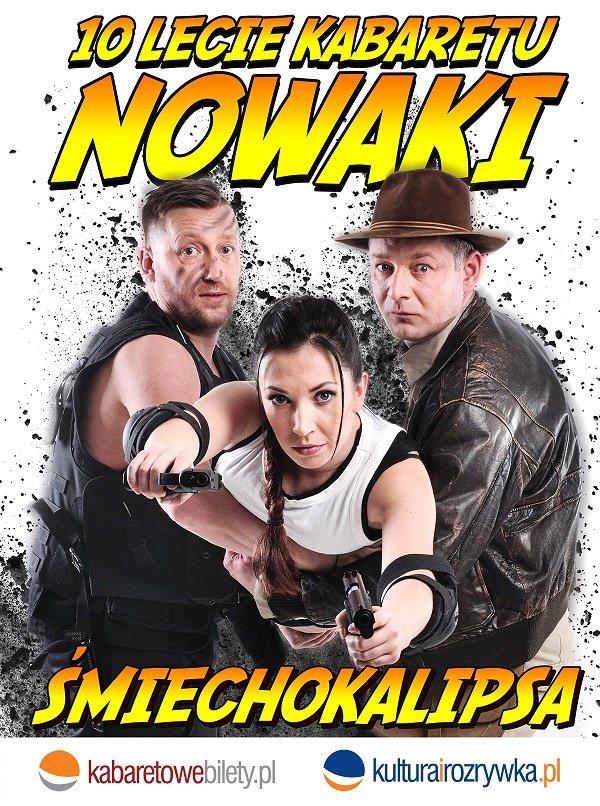 Kabaret Nowaki w Namysłowie