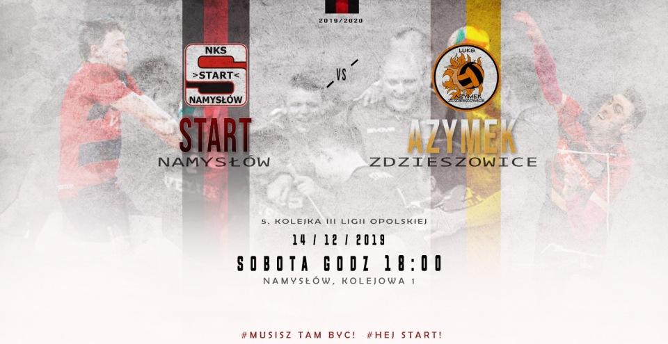 Mecz -Startu z Azymkiem - 2019