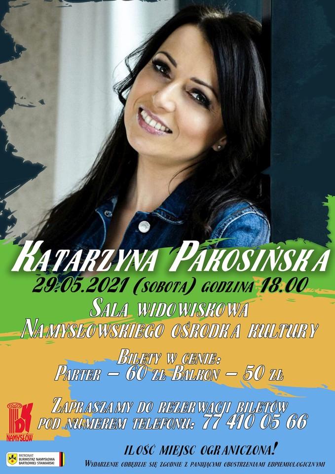 Katarzyna Pakosińska w Namysłowie