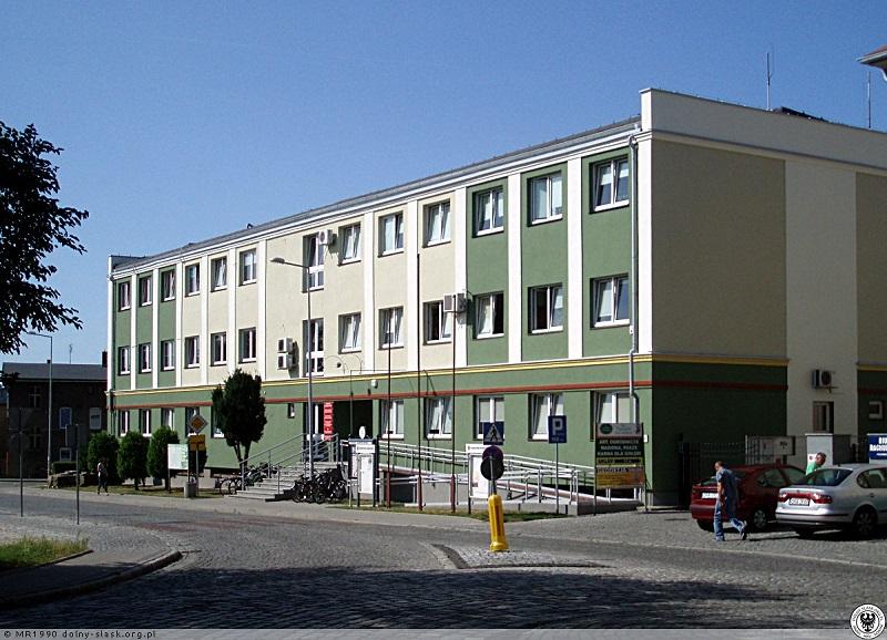 Starostwo Powiatowe w Namysłowie (fot. Mateusz Magda dla polska-org.pl)