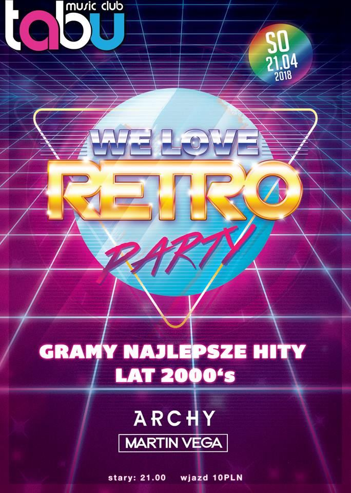 Retro Party w Tabu