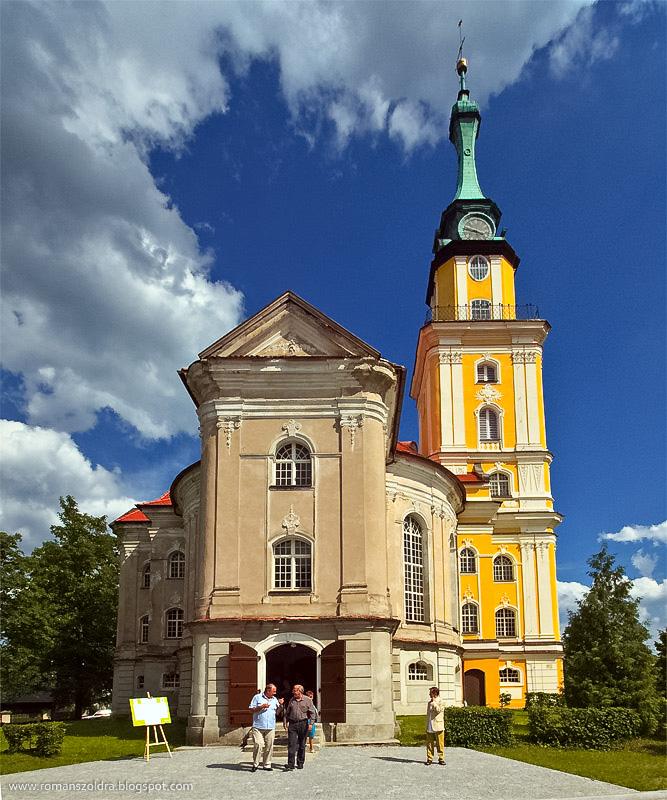 Kościół ewangelicki w Pokoju (fot. Roman Szołdra)