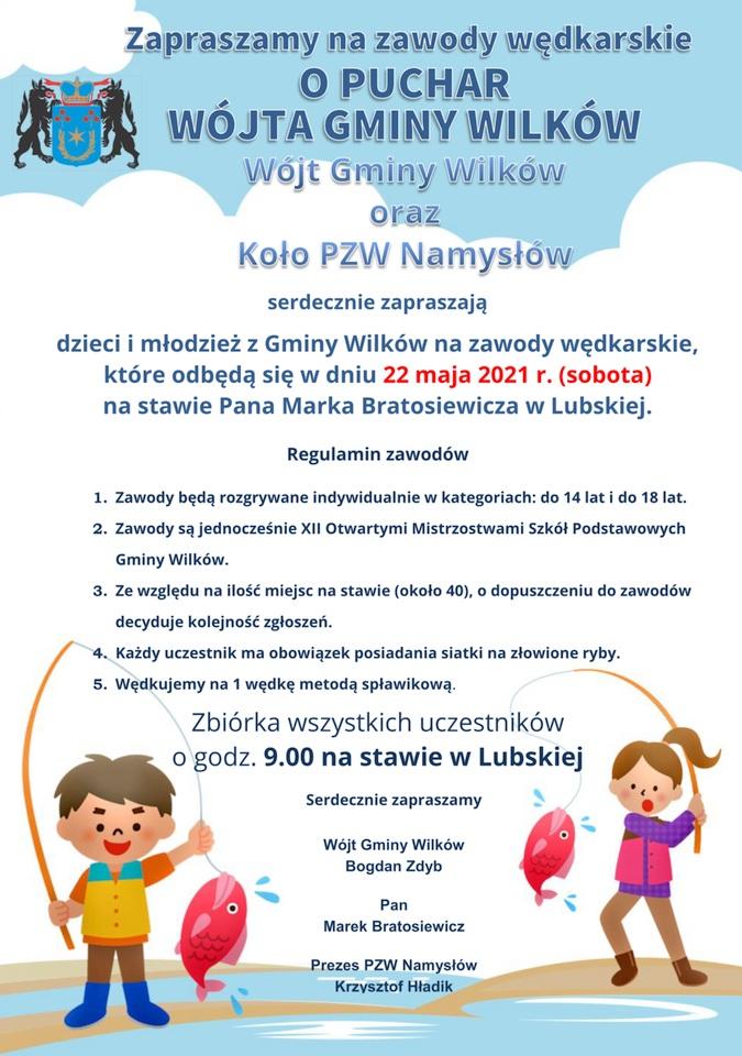 Mistrzostwa Szkół Podstawowych Gminy Wilków