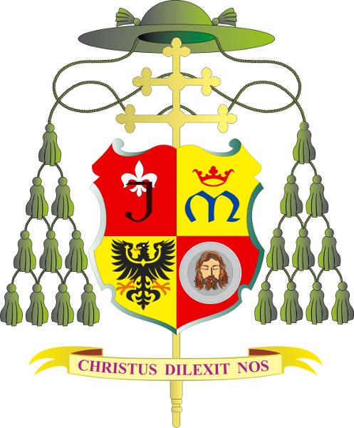 Herb Arcybiskupa Józefa Kupnego