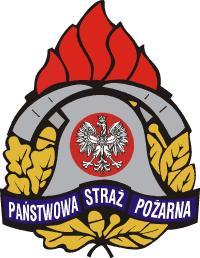 Państwowa Straż Pożarna - logo