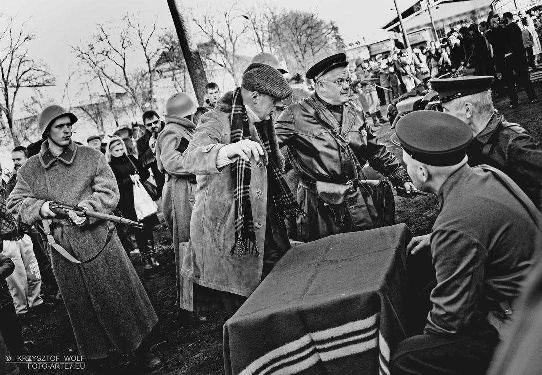 Marsz Upamiętniający Zsyłki Polaków Na Sybir