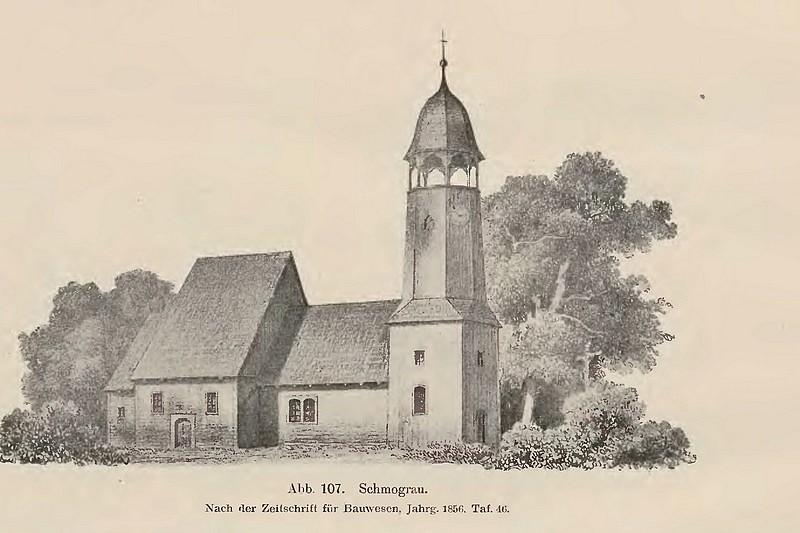 Kościół w Smogorzowie stary