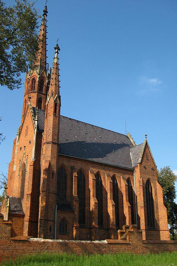Kościół w Smogorzowie