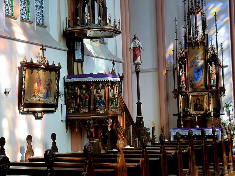 Kościół w Smogorzowie zdjęcia